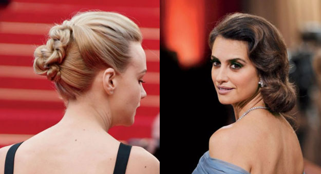 7 Wedding Hairstyles Stolen From Celebs On The Red Carpet