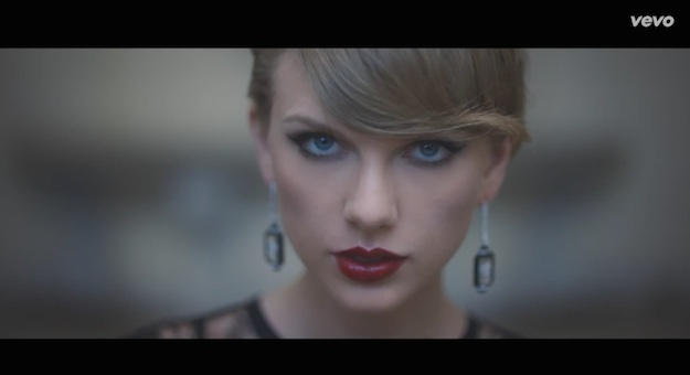 taylor swift blank space makeup 1